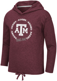 Texas A&M Aggies Girls Colosseum Boating School Long Sleeve T-shirt - Maroon