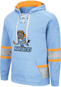 Kansas City Mavericks Colosseum Over-Correction Fashion Hood - Grey