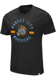 Kansas City Mavericks Colosseum High Fives Fashion T Shirt - Grey