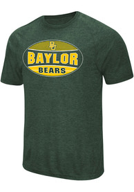 Baylor Bears Colosseum Jenkins T Shirt - Green