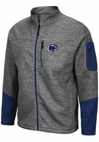 Colosseum Penn State Nittany Lions Grey Matchmaker Light Weight Jacket