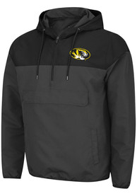 Missouri Tigers Colosseum Lawyered Light Weight Jacket - Charcoal