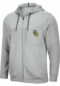Baylor Bears Colosseum Challenge Accepted Zip - Grey