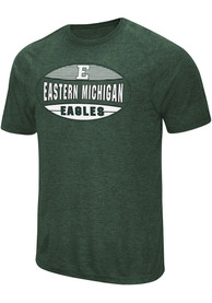 Eastern Michigan Eagles Colosseum Jenkins T Shirt - Green