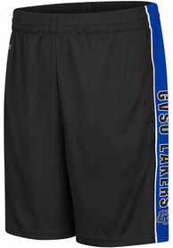 Grand Valley State Lakers Colosseum Kobe Shorts - Black