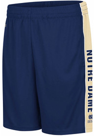 Notre Dame Fighting Irish Colosseum Kobe Shorts - Navy Blue