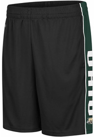 Ohio Bobcats Colosseum Kobe Shorts - Black