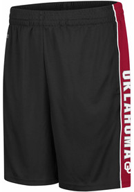 Oklahoma Sooners Colosseum Kobe Shorts - Black