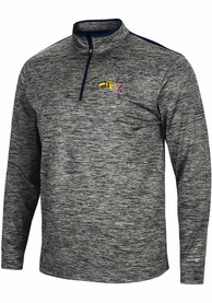 Drexel Dragons Colosseum Brooks 1/4 Zip Pullover - Charcoal