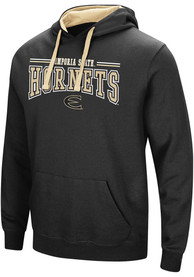 Emporia State Hornets Colosseum Graham Hooded Sweatshirt - Black