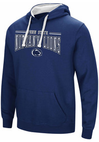 Colosseum Penn State Nittany Lions Navy Blue Graham Hoodie