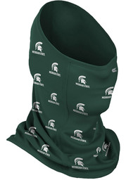 Colosseum Michigan State Spartans All Over Print Fan Mask - Green