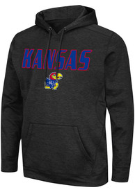 Kansas Jayhawks Colosseum Showtime Hood - Black