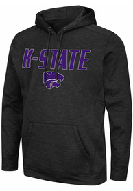 K-State Wildcats Colosseum Showtime Hood - Black