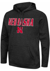 Nebraska Cornhuskers Colosseum Showtime Hood - Black