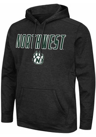 Northwest Missouri State Bearcats Colosseum Showtime Hood - Black