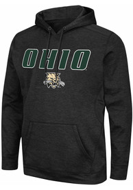 Ohio Bobcats Colosseum Showtime Hood - Black