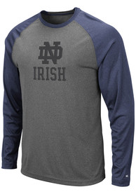 Notre Dame Fighting Irish Colosseum Rad Tad T-Shirt - Charcoal