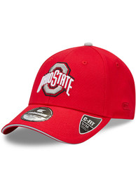 Ohio State Buckeyes Colosseum C Fit Flex Hat - Red