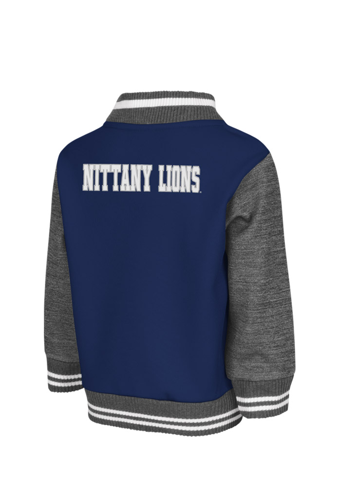 Penn State Nittany Lions Toddler Navy Toddler Sophomore Outerwear Light Weight Jacket - Image 2