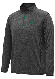 Eastern Michigan Eagles Colosseum Action Pass 1/4 Zip Pullover - Black