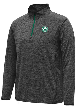 Colosseum NW Mo State Bearcats Mens black Action Pass 1/4 Zip Pullover