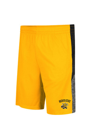 Colosseum WSU Mens Gold Friction Shorts