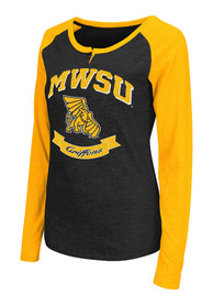 Colosseum Missouri Western Griffons Womens Healy Scoop Neck Tee