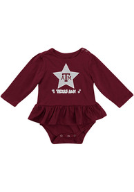 Colosseum Texas A&M Aggies Baby Maroon Day Dreamer One Piece
