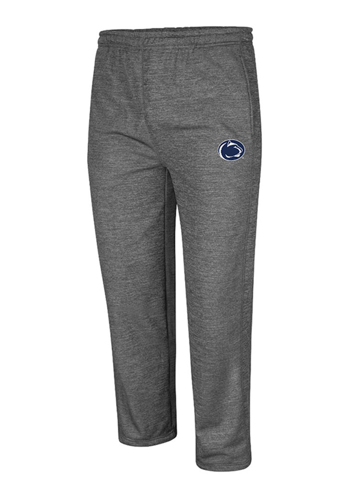 Colosseum Penn State Nittany Lions Mens Charcoal Rage Pants - Image 1