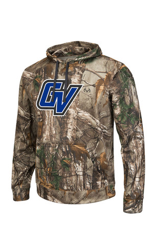 Colosseum Grand Valley State Lakers Mens Breech Hood