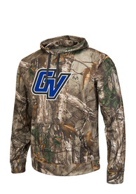 Grand Valley State Lakers Colosseum Breech Hood - Green