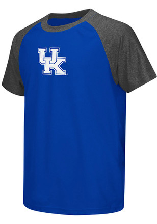 Colosseum Kentucky Youth Blue Get Out Performance T-Shirt