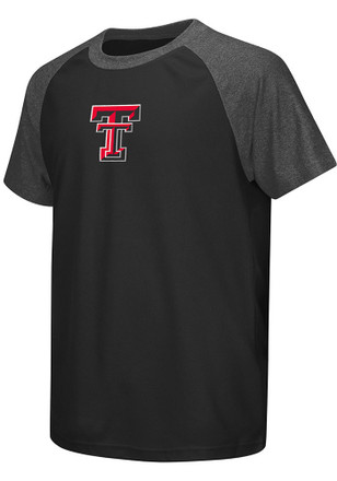 Colosseum Texas Tech Youth Red Get Out Performance T-Shirt