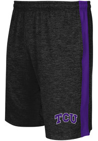 TCU Horned Frogs Colosseum Festivus Shorts - Black