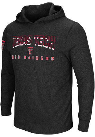 Colosseum Texas Tech Red Raiders Mens Chotchkie's Black Fashion Hood