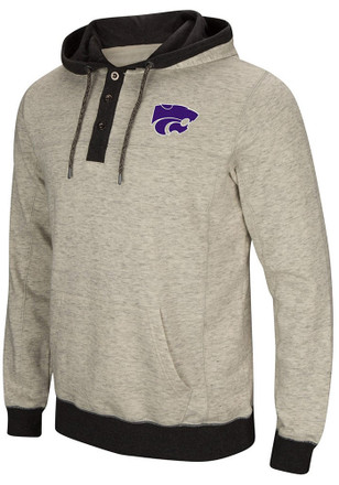 Colosseum K-State Wildcats Mens Bolton Hood