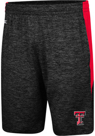 Texas Tech Red Raiders Colosseum Fundamentals Shorts - Black