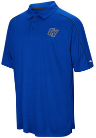 Grand Valley State Lakers Colosseum Setter Polo Shirt - Blue