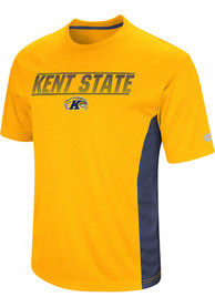 Colosseum Kent State Golden Flashes Yellow Beamer Tee