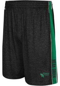 North Texas Mean Green Colosseum Wicket Shorts - Black