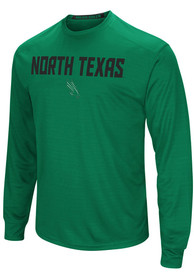 Colosseum North Texas Mean Green Green Setter Tee