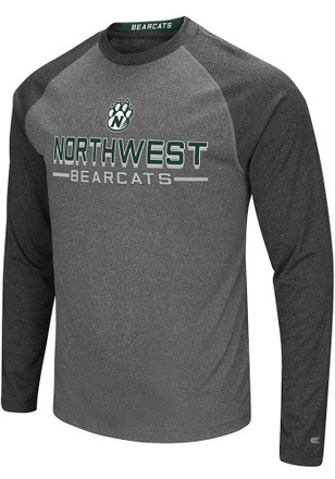 Colosseum Northwest Missouri State Bearcats Mens Grey Ultra Fashion Tee