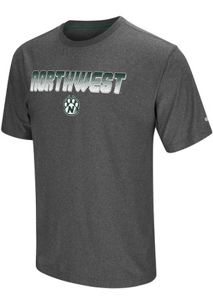 Colosseum Northwest Mo State Bearcats Mens Grey Sleeper Tee