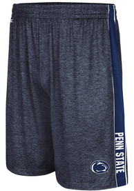 3df1af1c07a Colosseum Penn State Nittany Lions Navy Blue Wicket Shorts