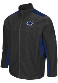 Penn State Nittany Lions Colosseum Acceptor Light Weight Jacket - Charcoal