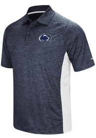 Penn State Nittany Lions Colosseum Wedge Polo Shirt - Navy Blue