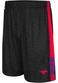 SMU Mustangs Colosseum Wicket Shorts - Black