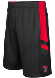 Texas Tech Red Raiders Colosseum Setter Shorts - Black
