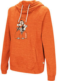 938645f72 Colosseum Oklahoma State Cowboys Womens Orange I'll Go With Hoodie